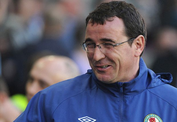 Gary Bowyer has been named Blackburn Rovers manager