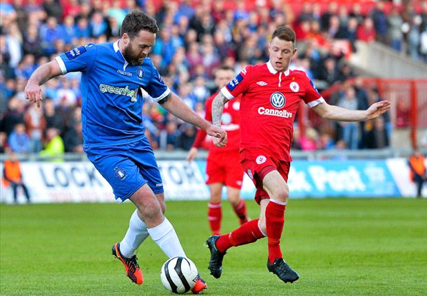 Sligo Rovers 2-0 Limerick - North on target as Bit o' Red defeat Shannonsiders