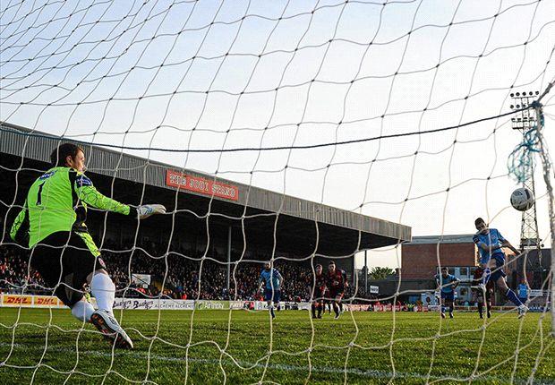 Bohemians 0-2 St Patrick's Athletic - Goals from Fagan and Brennan send Saints top