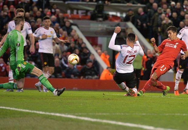 liverpool vs manchester united goal com