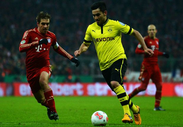 Gundogan confident Borussia Dortmund will win the Champions League