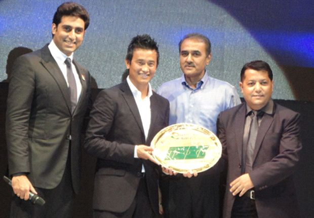 Bhaichung Bhutia: We need the right people to take the game forward in India
