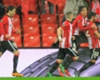 Athletic Bilbao 1-0 Valencia: Neville's men slip up in soggy Bilbao