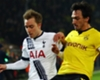 Eriksen: Tottenham gave Dortmund too much space