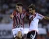 River va a Ecuador con el regreso de Ponzio y sin Nacho Fernández