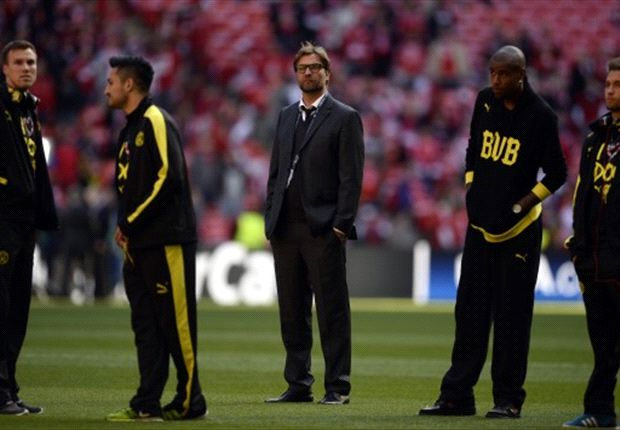Klopp: Borussia Dortmund still to reach their peak