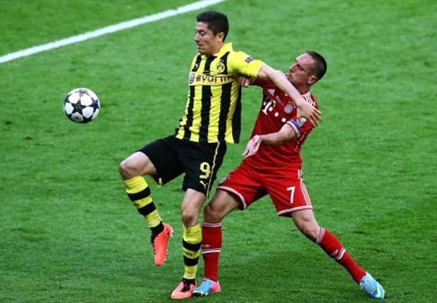Jupp Heynckes has implied Robert Lewandowski will leave Borussia Dortmund