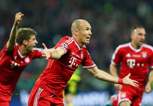 Bayern's braveheart: Robben conquers his demons to finally deliver European glory