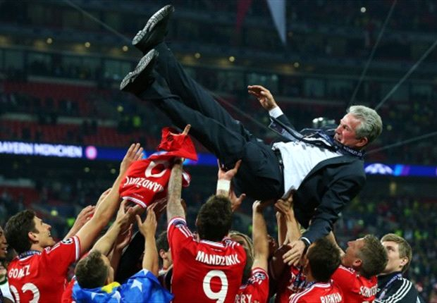 Heynckes the mastermind of Bayern's brilliance