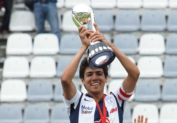 Chivas, campeón de la Sub 20; Pachuca conquista bicampeonato Sub 17