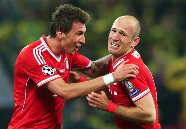Robben says he will never forget being booed by Bayern Munich fans in pre-season