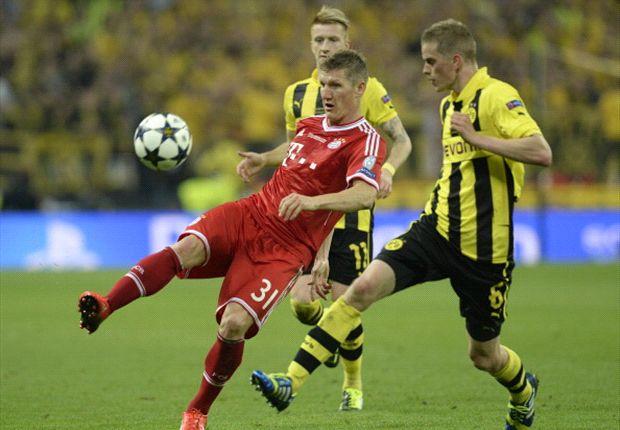 Rot gegen Schwarz Gelb: Wiedersehen im Supercup