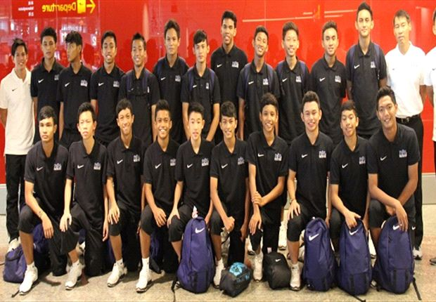 The NFA U15 team will participate in the FAM-Frenz U15 ASEAN Champions Trophy