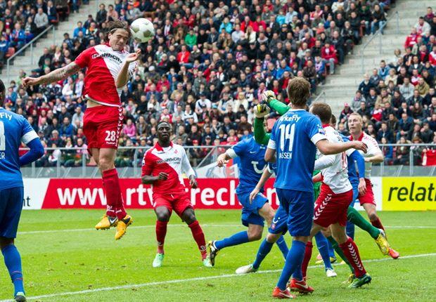 FC Utrecht Rebut Tiket Liga Europa
