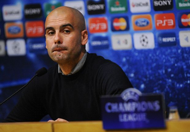 Pep Guardiola has apparently been learning German for four hours a day