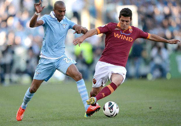 Roma 0-1 Lazio: Biancocelesti edge dour derby to claim Coppa Italia