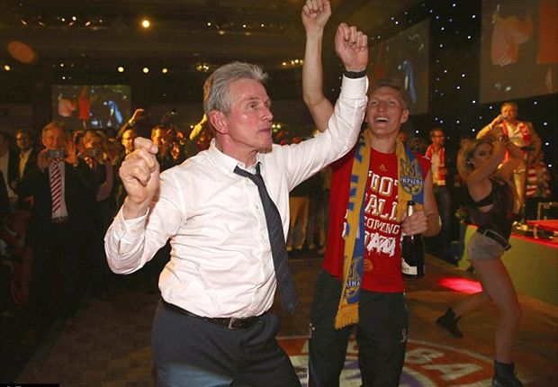 Heynckes could be set to dance his way back to Real Madrid