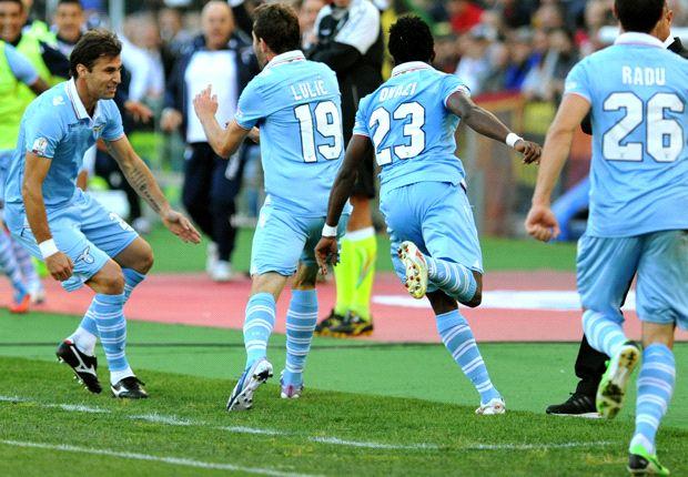 Lazio siegt im Finale der Coppa Italia gegen den AS Rom