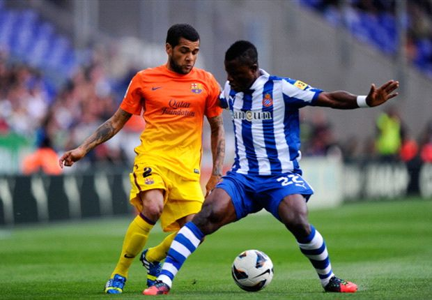 We are yet to find a replacement for Wakaso, says Espanyol coach Javier Aguirre