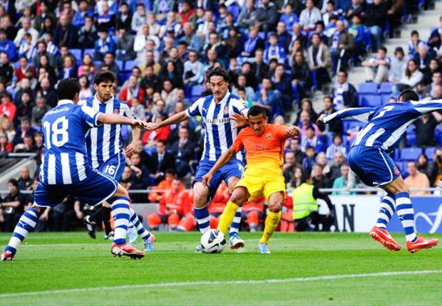 Espanyol 0-2 Barcelona: Alexis & Pedro decide derby in Blaugrana's favour