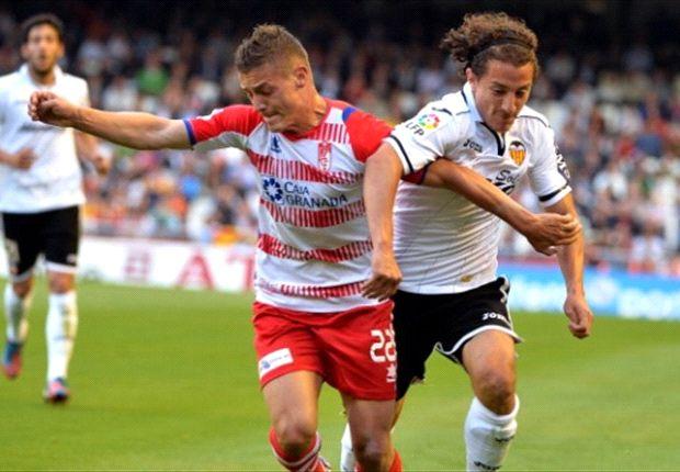 Andrés Guardado y Valencia se estrenan ante Málaga