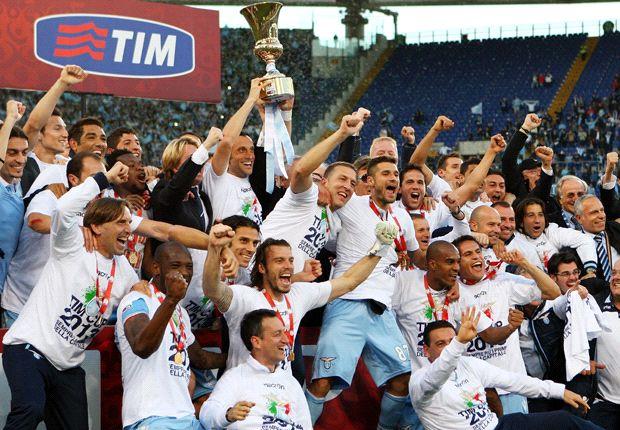 Festa Lazio: è la Coppa del gruppo