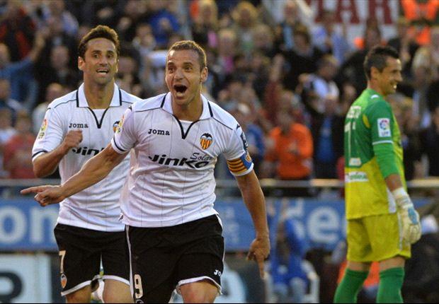 El objetivo del Tottenham es el delantero español Roberto Soldado.