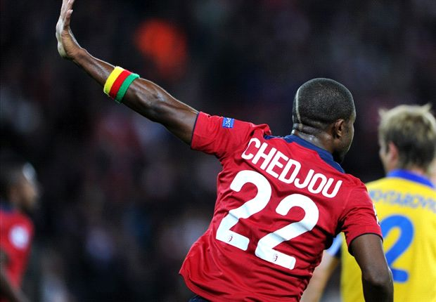 Chedjou will join Galatasaray from Lille this summer