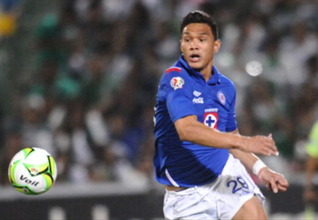Gutierrez joined Cruz Azul in January 2013