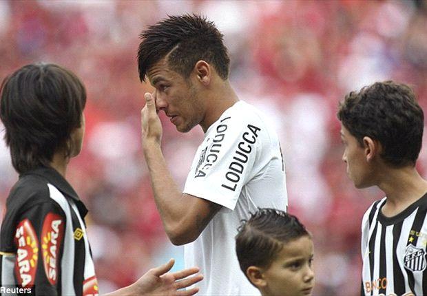 Neymar afirma que será un honor jugar al lado de Lionel Messi