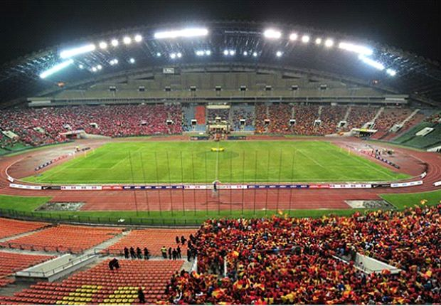 Shah Alam stadium is expected to be at full capacity this Sunday.