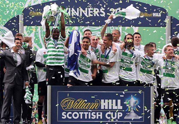 Celtic will auch in dieser Saison wieder Meister werden - doch noch fehlen die letzten Prozent