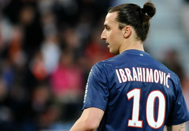 Ibrahimovic has lauded this season as besing amongst his best