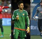 Who is Brazil's first-choice goalkeeper?
