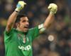 Gigante, Buffon quebra recorde na Itália