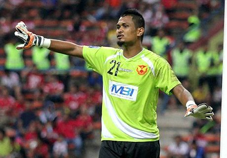 Norazlan to be benched against P. Pinang after committing errors in 3-3 draw