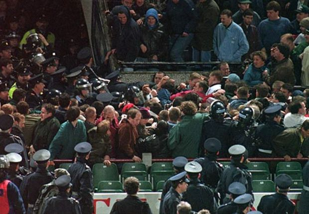 'What the hell is happening?' - How the potential for violence at Lansdowne Road was ignored