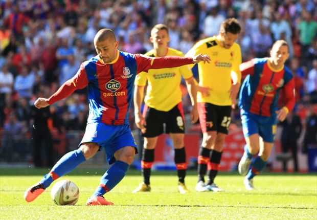 Crystal Palace 1-0 Watford (aet): Veteran Phillips sends Eagles to Premier League