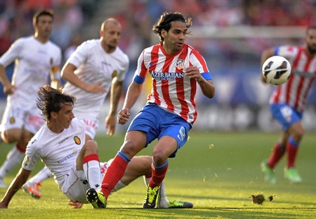 Simeone: Falcao's feats difficult to top