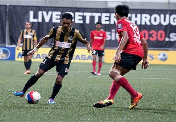 The father of CYL forward Fareez and two Jaguars players were involved in a post-match incident