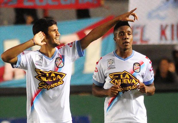 Demnächst im Trikot von Benfica: Lisandro Lopez
