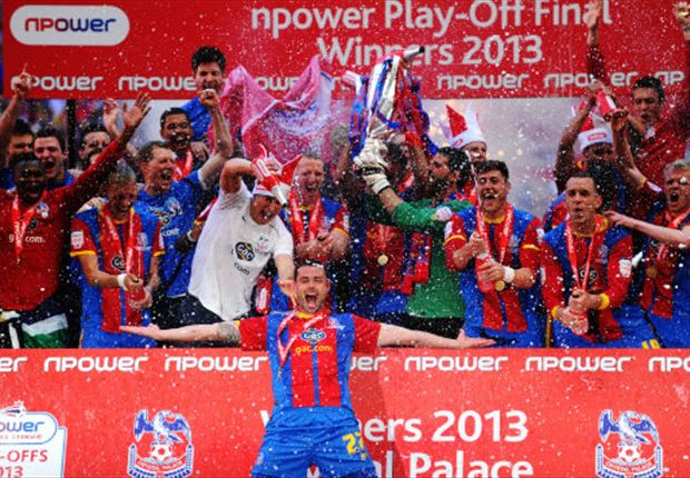 From paupers to Premier League: Crystal Palace come back from the brink to net £120m windfall