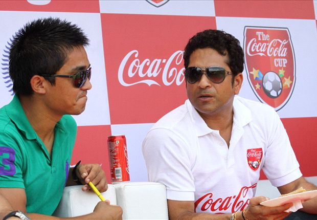 Cricket icon Sachin Tendulkar hopeful of India's chances of qualifying for 2022 Football World Cup