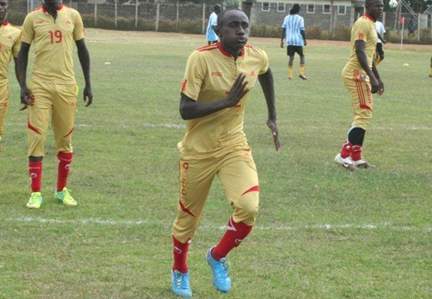 Ulinzi Stars attacking midfielder Stephen Waruru has been recalled Harambee Stars.