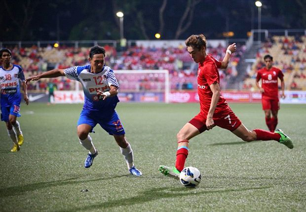 Stange's Lions go on rampage against Laos