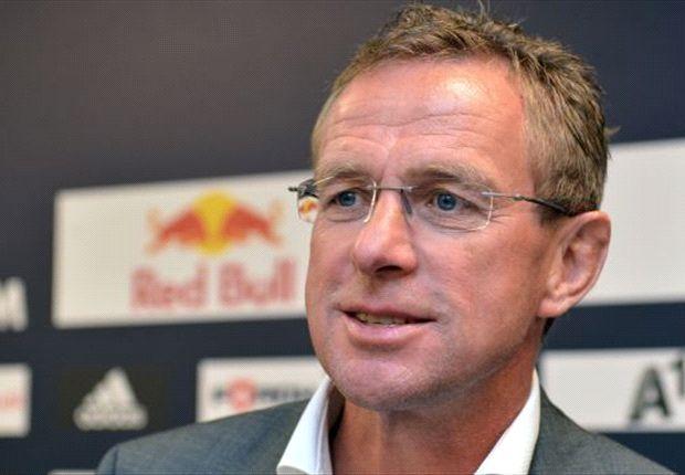 Bei RB Leipzig läuft es für Ralf Rangnick gut - Für seinen Kollegen Robin Dutt in Bremen nicht so sehr