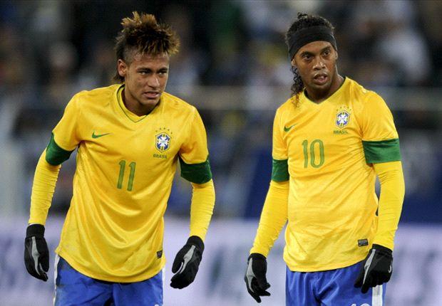 Scolari schließt Rückkehr von Ronaldinho und Kaka nicht aus