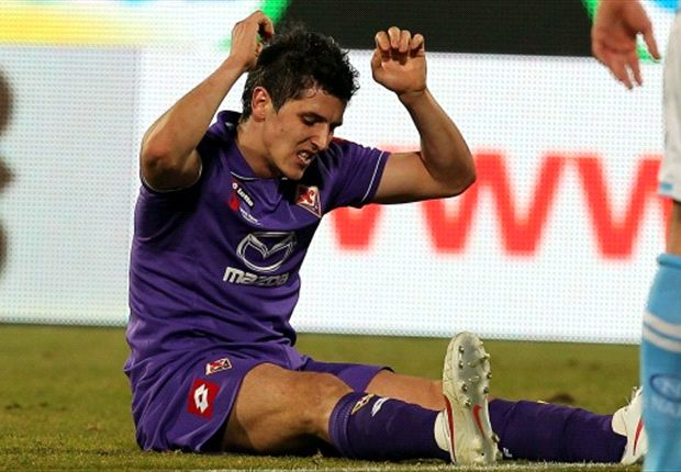 Fiorentina have ruled out selling Jovetic