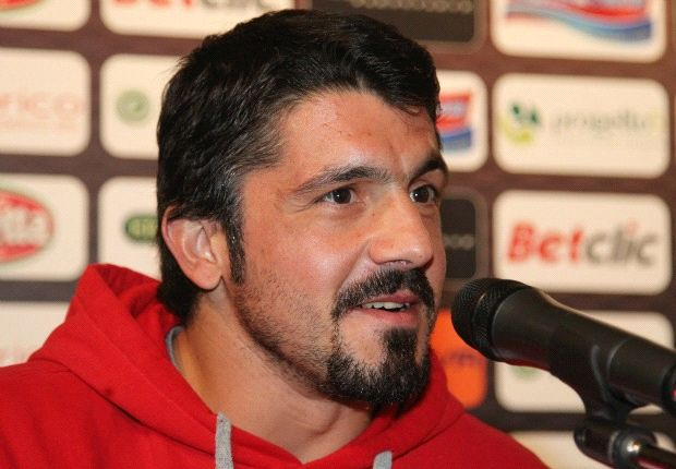 Gattuso looks set to be appointed Palermo coach