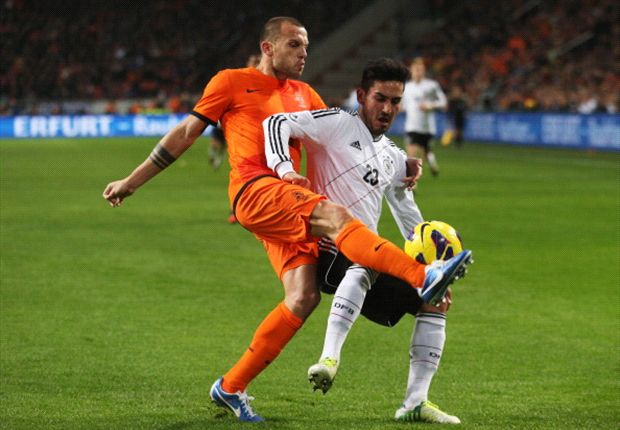 Netherlands and Everton defender Heitinga has heard many stories about Indonesia